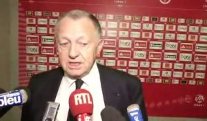 Foot - L1 : Aulas «Si on peut taquiner le PSG»