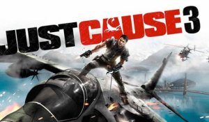 JUST CAUSE 3 - Bande-annonce Gameplay [HD] (PC - PS4 - ONE)