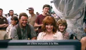 JURASSIC WORLD : Featurette VOST