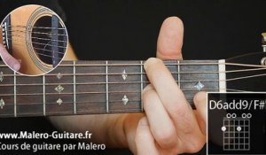 A Horse With No Name - Cours de Guitare