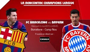 FC Barcelone - Bayern Munich : La feuille de match et compositions probables !