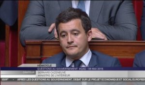 Impacts de balles sur une église : Darmanin interpelle le gouvernement