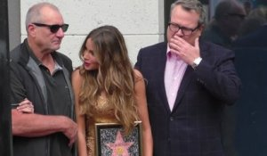 Sofia Vergara étoilée à Hollywood !