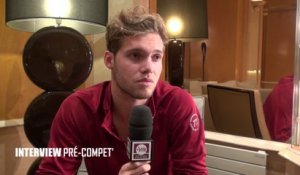 INTERVIEW PRÉ-COMPET' : Kevin Mayer