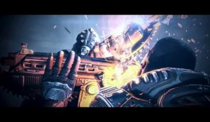 Gears of War : Judgment - Trailer de lancement