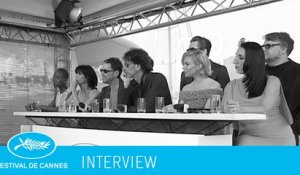 Jury -interview- (en) Cannes 2015