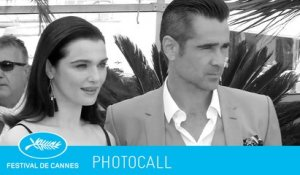 LOBSTER -photocall- (vf) Cannes 2015