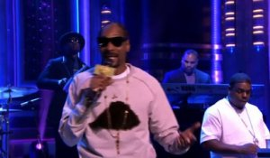 Jimmy Fallon / Live Snoop Dogg - Emission du 15 mai sur MCM !