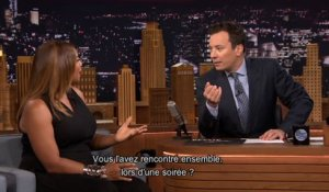 Jimmy Fallon / Queen Latifah & Jimmy Fallon : les anecdotes avec Prince (The Roots) - Emission du 18 mai sur MCM !