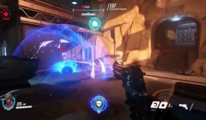 Overwatch : Gameplay de McCree