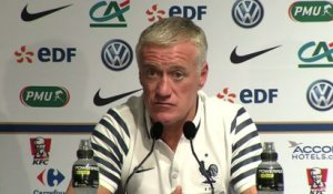 Foot - C1 : Deschamps «Le Barça est favori»