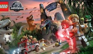 LEGO JURASSIC WORLD - Welcome Trailer [Full HD] (PC - PS4 - ONE - WiiU - PS3 - 360 - 3DS - Vita)