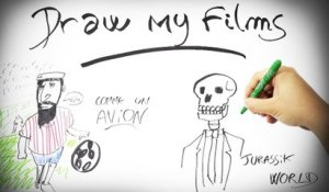 Comme Un Avion, Jurassic World by Ganesh 2 - Draw my Film