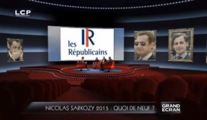 Grand écran : Nicolas Sarkozy version 2015 : quelle image ?