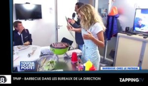 TPMP : Cyril Hanouna fait un barbecue improvisé chez la direction de D8 !