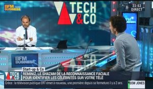 Start-up & Co: Reminiz, le Shazam de la reconnaissance faciale - 11/06