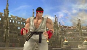 Super Smash Bros. - Ryu Victory Pose Leak