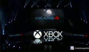 Gears of War 4 Gameplay Demo E3 2015