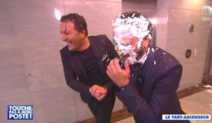 Arthur entarte Cyril Hanouna - ZAPPING PEOPLE DU 19/06/2015