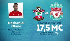 Officiel : Clyne signe à Liverpool !