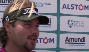 Golf - ODF : Dubuisson leader