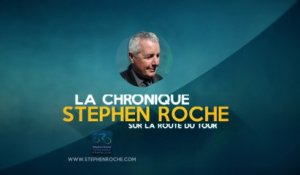 "Tour de France 2015 - Stephen Roche : ""Surpris par Thibaut Pinot"""