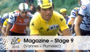 Magazine - Hinault, Made in Britany - Stage 9 (Vannes > Plumelec) - Tour de France 2015