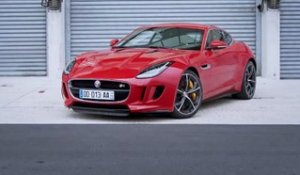 Supertest Jaguar F-Type R Coupé 2015