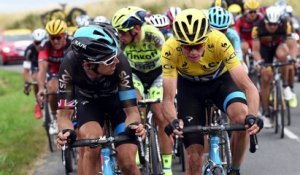 "Tour de France 2015 - Stephen Roche : ""Chris Froome ne dort pas tranquille"""