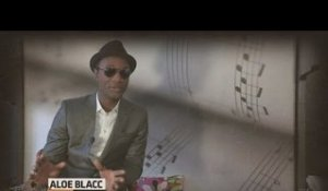 Aloe Blacc, the voice behind all the hits.