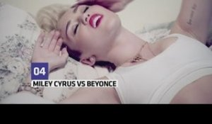 Miley Cyrus Thinks She's Better Than Beyoncé