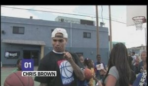 Chris Brown en a marre des médias. (Top New)