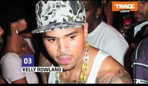 Kelly Rowland et Chris Brown ensemble ? (Top Gossip)