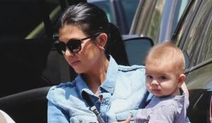 Kourtney Kardashian chercherait à obtenir la garde exclusive de ses enfants