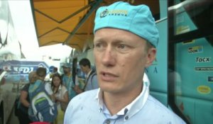 Cyclisme - Tour de France : Vinokourov «Vincenzo (Nibali) est un champion»