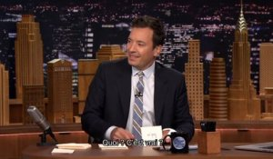 Jimmy Fallon et ses Thank You Notes (Bières d'été, Bobby Jindal) - Tonight Show du 17/07 sur MCM