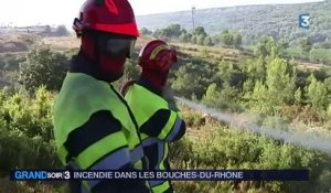 Incendies : la situation reste sous surveillance
