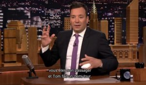Simon Pegg se fait avoir par Tom Cruise - Tonight Show starring Jimmy Fallon du 28/07 sur MCM !