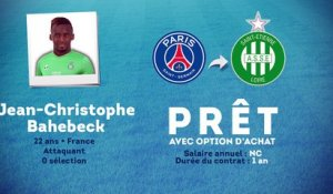 Officiel : Jean-Christophe Bahebeck rejoint l'ASSE !