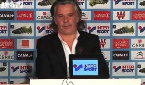 Football / Ligue 1 - Marseille : Labrune s'explique