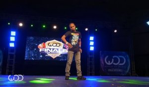 La performance incroyable de Fik-Shun en final du World of Dance 2015