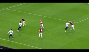 But Florian Thauvin - Newcastle VS Northampton Town (25-08-2015)