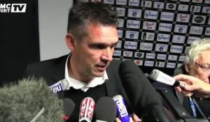 "Football / Ligue 1 - Gourvennec : ""On a fait le match quasi-parfait"""