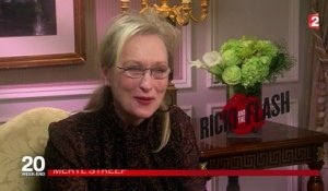 """Ricki and the Flash"", le nouveau défi de Meryl Streep"