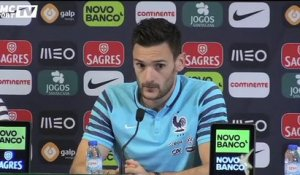 "Football / Equipe de France - Lloris : ""Ce ne sera pas un match amical"""