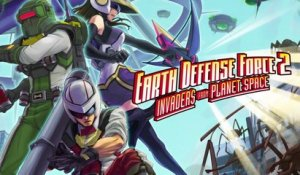 Earth Defense Force 2 : Invades From Planet Space - Features Trailer