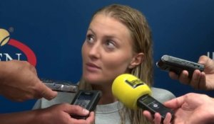 Tennis - US Open : Mladenovic «C'était un match piège»
