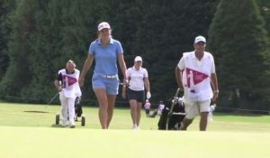 Golf - LET : Herbin se place