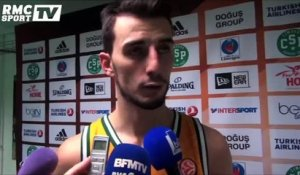 Basket - Euroligue : Limoges s'incline contre l'Efes Istanbul