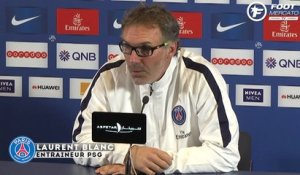 PSG : Laurent Blanc juge l'adaptation de Di Maria